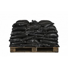 Black Filled Sandbags (15kg- Higher UV Resistance)